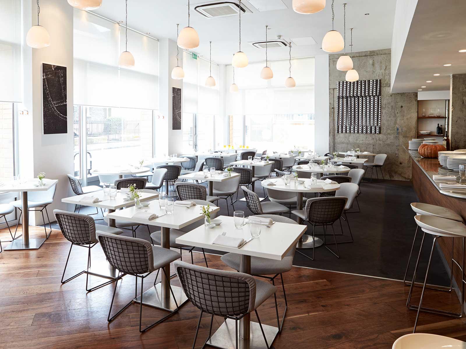 Fine Italian dining in Bermondsey