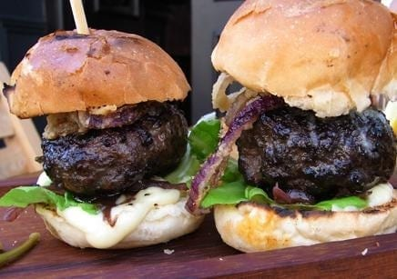 Burgers and other bites