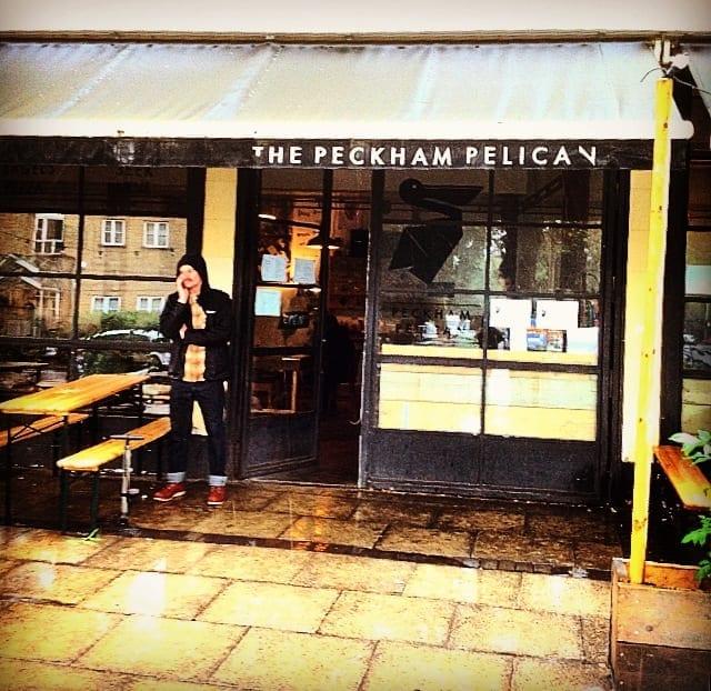 South London Hip Cafe #1: The Peckham Pelican