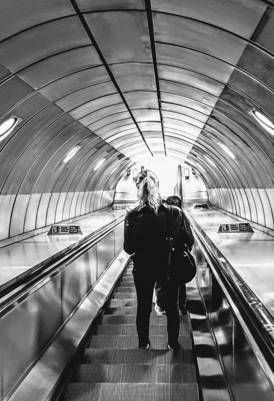 A Night in London's Underground